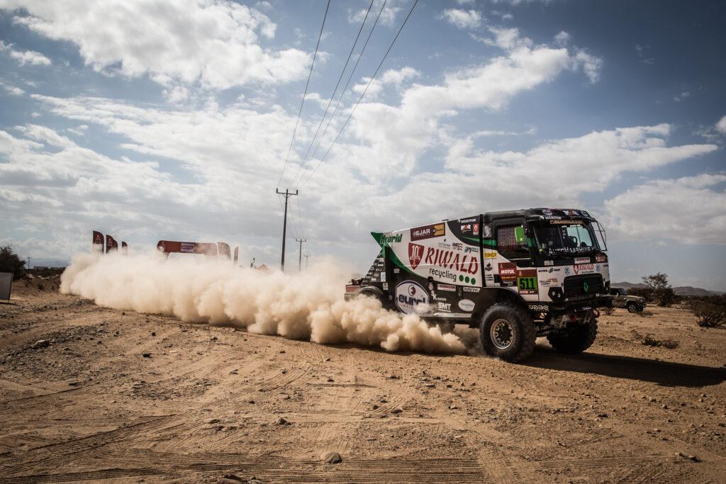 Riwald Recycling Dakar Team 2021 SA