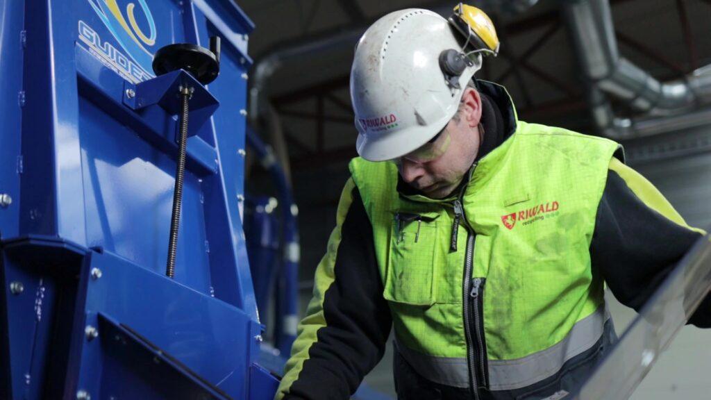 Riwald Recycling aanbieder voor stageplekken en afstudeeronderzoeken voor MBO/HBO/WO
