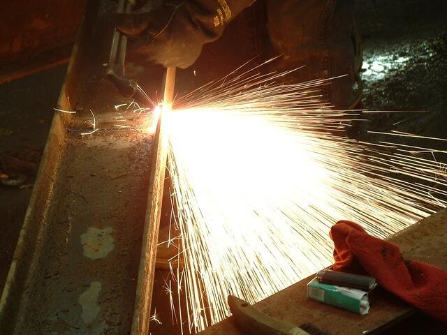 brandijzer ferro metalen ferrometaal product