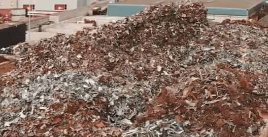 hms hms1 hms2 kort ijzer hms1/2 heavy metal scrap heavy melting steel