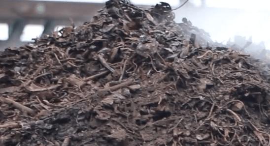 verbrandingsschroot ferro metaal ferrometalen recycling product