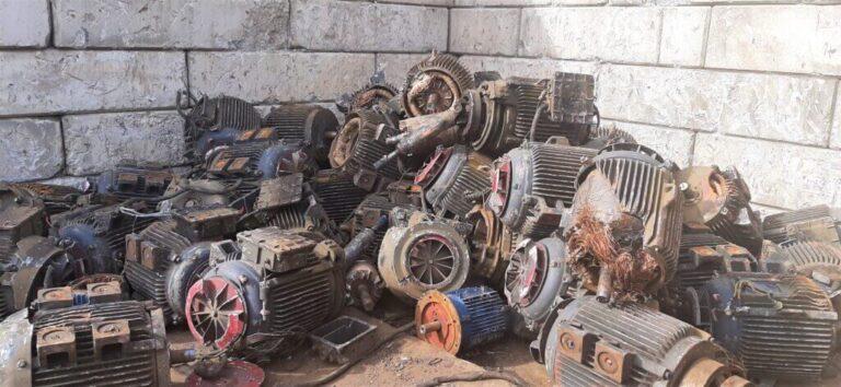 emotoren motoren ewaste recycling