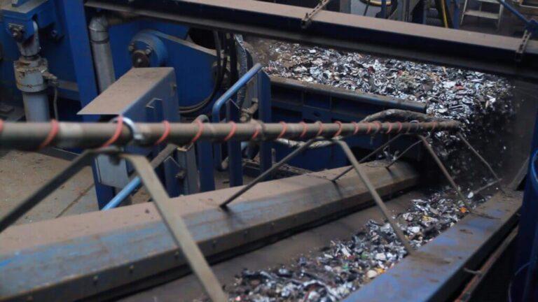 riwald recycling hightech granuleermachine granulaat