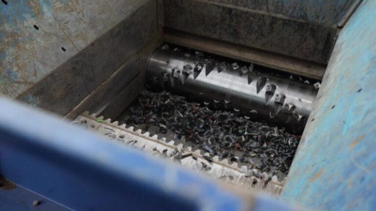 Riwald Recycling kabel recycling hightech en duurzaam