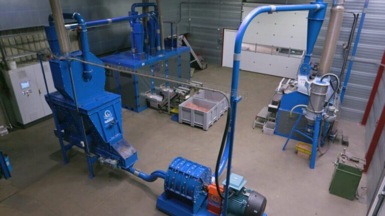 guidette wire pro hightech kabelrecycling machine
