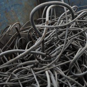 Riwald Recycling als recyclingsbedrijf voor verschillende typen soorten en diktes van kabels