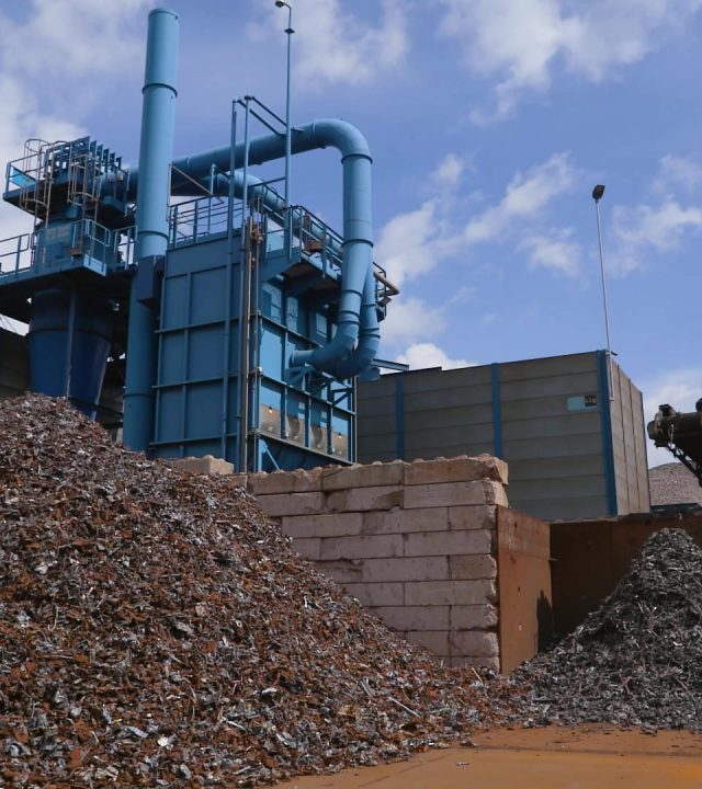 Riwald Recycling higtech granultor voor duurzaam en hightech metaalrecycling