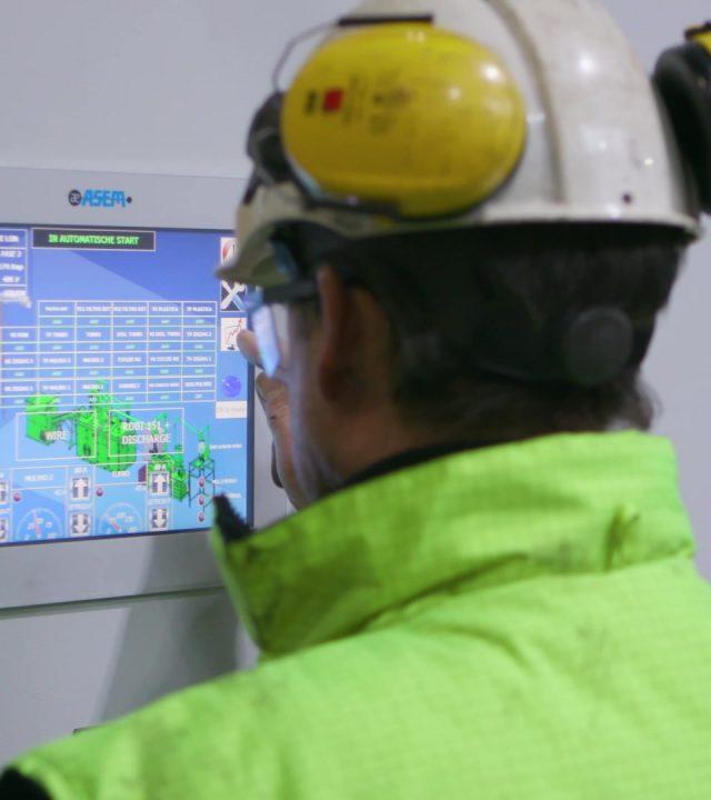 Riwald Recycling ferrous en non-ferrous recyclen op een duurzame en hightech manier