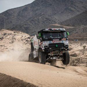 truck dakar hybride foto rally