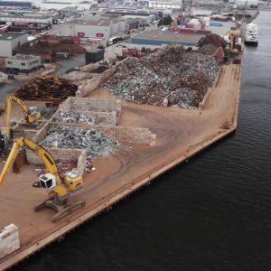 riwald recycling beverwijk schroot hms vestigingen